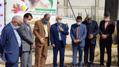 تصویر از برگزاری آیین کلنگزنی ساخت اداره ثبت اسناد و املاک شهرستان پردیس