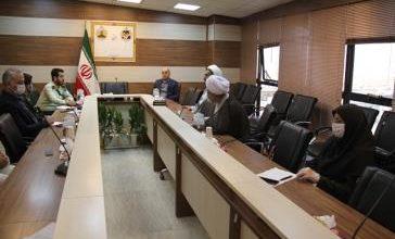 تصویر از برگزاری نشست کمیسیون فضای مجازی شهرستان پردیس/ جایگاه ویژه تامین امنیت همه جانبه در سیاستگذاری دولتها