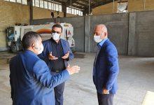 تصویر از بررسی وضعیت سوله مدیریت بحران شهر بومهن